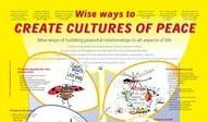Cultures of Peace poster